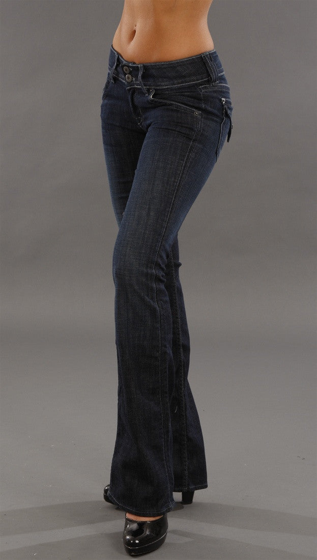 Hudson Signature Boot Cut Denim in VRG