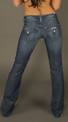 Hudson Signature Boot Jeans Cloud