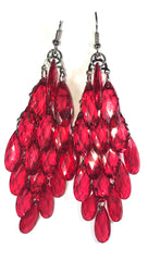 Apparel Addiction Chandelier Earrings available in multiple colors