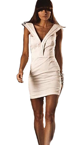 Pascucci Couture Giada Dress in White