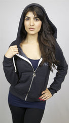 Local Celebrity Hi Hater Zip-up Hoody