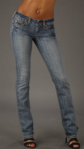 Marlow Straight Basic Skinny Denim