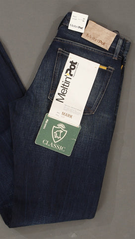 Meltin Pot Mark Broken Twill Tight Jean in UK111
