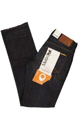 Meltin Pot Marvin Broken Twill Slim Jean in UB100