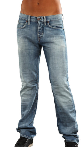 Meltin Pot Mens Morgan Cashmere Hand Regular Fit Jean in UK511