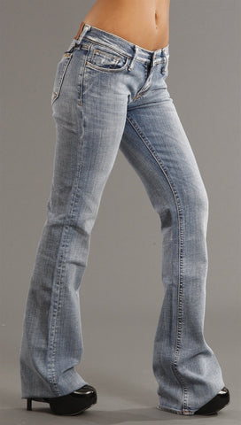 Meltin Pot Nicole D1211-UK461-DMBL Jeans