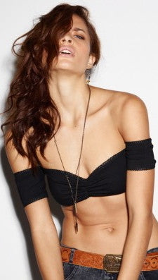 One Teaspoon Holster Bodice in Black