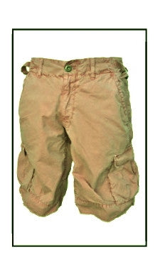 Original Paperbacks Oxnard Cargo Shorts in Khaki