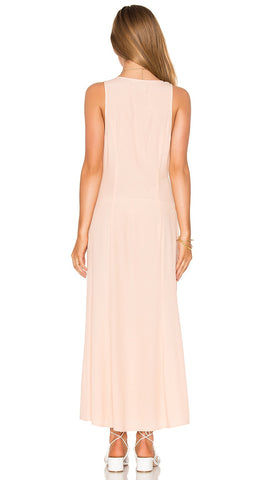 Privacy Please Lomax Maxi Dress Blush
