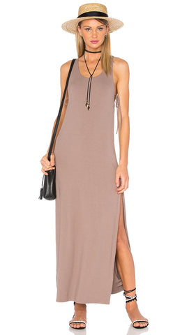 Privacy Please Peale Maxi Tank Dress