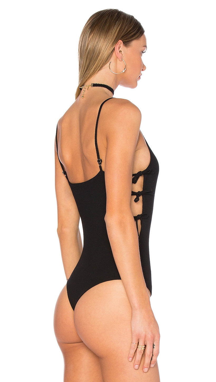 Arden Bodysuit Black by Privacy Please