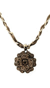 Apparel Addiction Rose Necklace