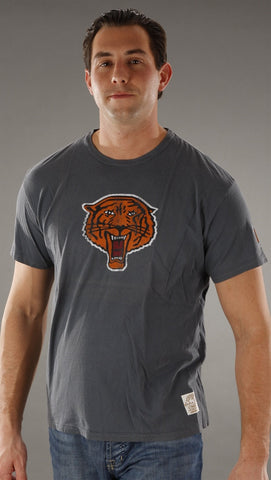 Retro Sport Brooklyn Tigers Vintage Washed Crew