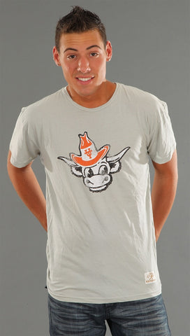 Retro Sport Texas University Vintage Washed Crew