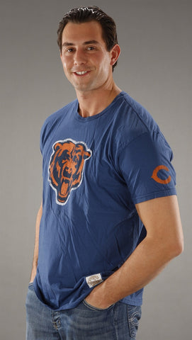 Retro Sport Chicago Bears Vintage Washed Crew