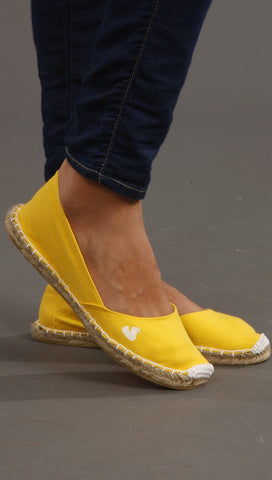 Rubber Duck Yellow Flat