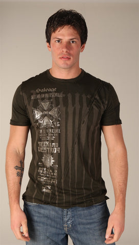 Salvage Descend Short Sleeve Tee