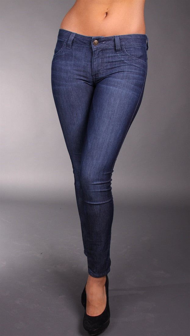 Siwy Denim Hannah Slim Crop Jeans in Coquette