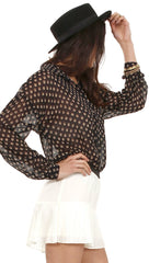 Sugar Lips Nucleus Evening Top