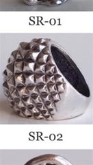 Soho Collection Statement Ring in Silver