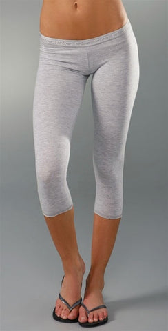 So Low Jersey Crop Leggings (more colors available)
