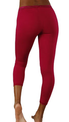 Solow Modal Jersey Crop Legging