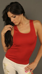 So Nikki Ribbed Tank (more colors available)