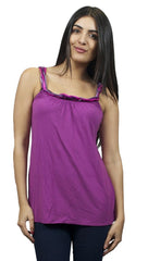 Sweetees Heatwave Tank Silk Ribbon in Purple