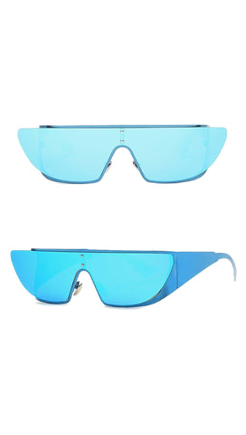 ShopShade Donna Rihanna Dior Sunglass Shades Blue ShopAA