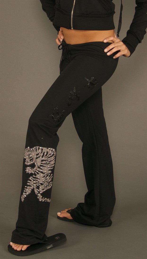 Troy Kingdom Tiger Pants