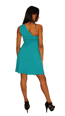 Tart Collection Alexis Dress in Turquoise