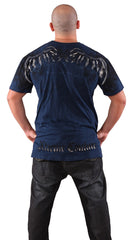 Xtreme Couture Rambo Tee Navy Blue