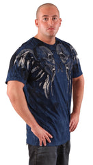 Xtreme Couture Rambo Mens Tee Flying Skull Wing
