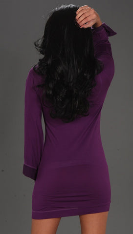 Young Fabulous & Broke Kathleen Tunic Purple