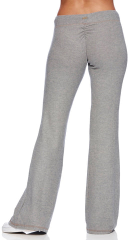 Beach Bunny Swimwear Josie Pants Heather Grey Lounge Flare Pants | ShopAA