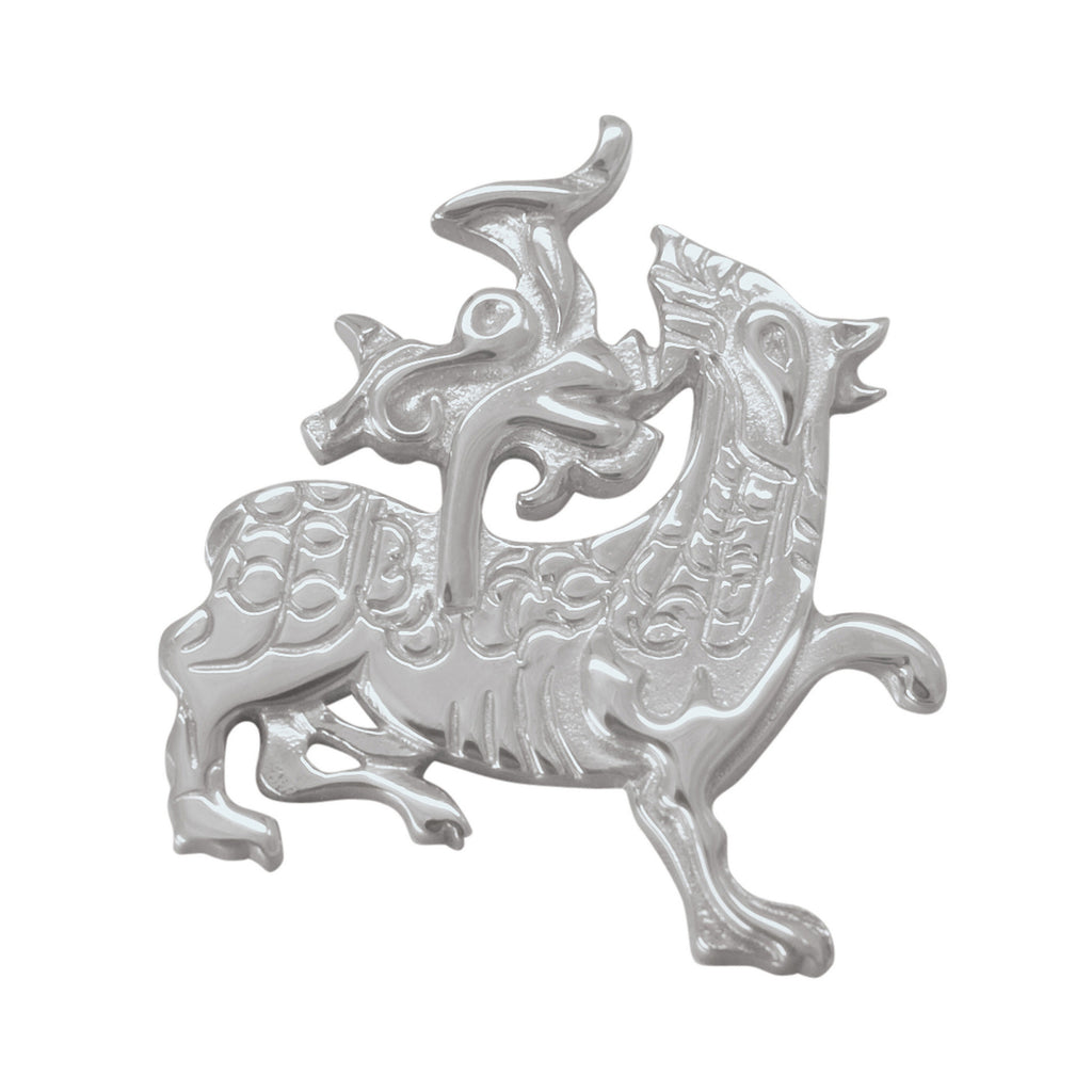 Maeshowe Dragon Small Brooch