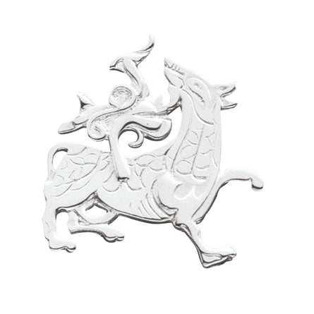 Maeshowe Dragon Large Brooch