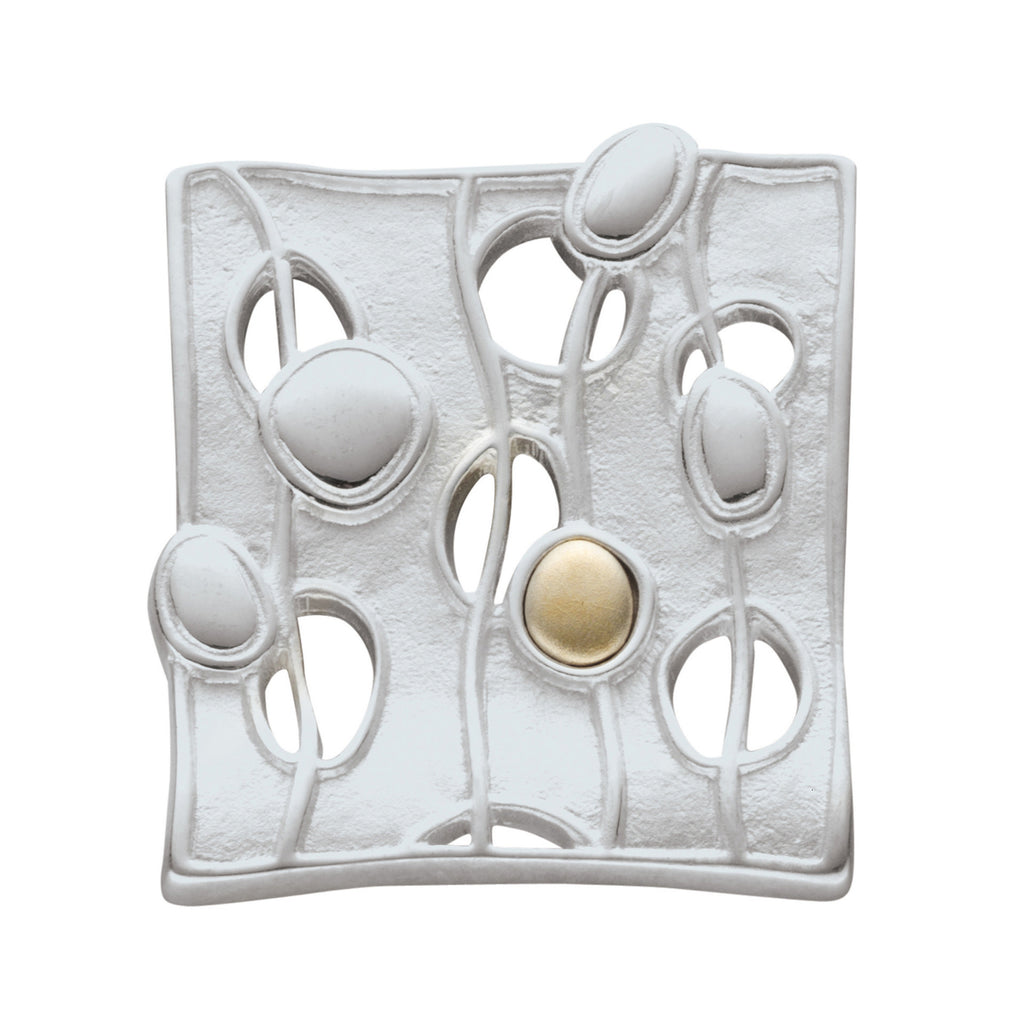 Flow Brooch