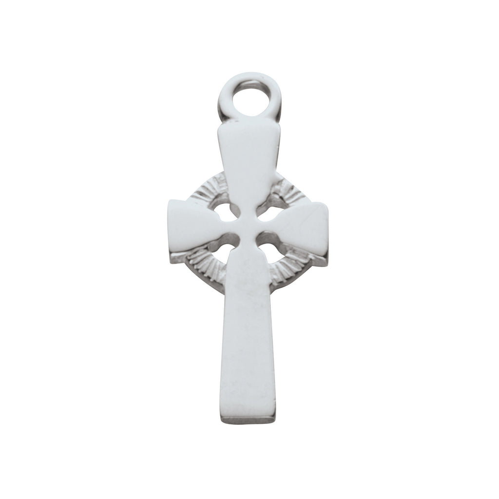 St Peters Cross Charm