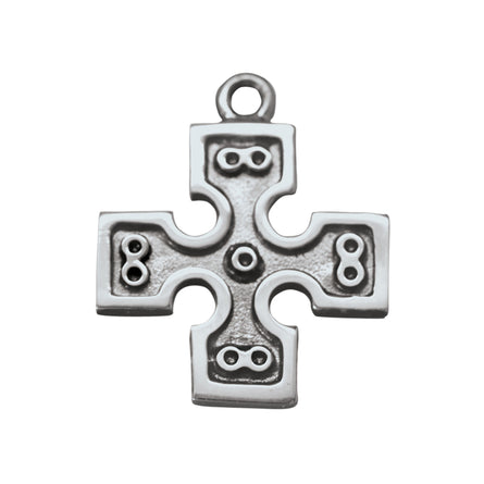 Burrian Cross Charm