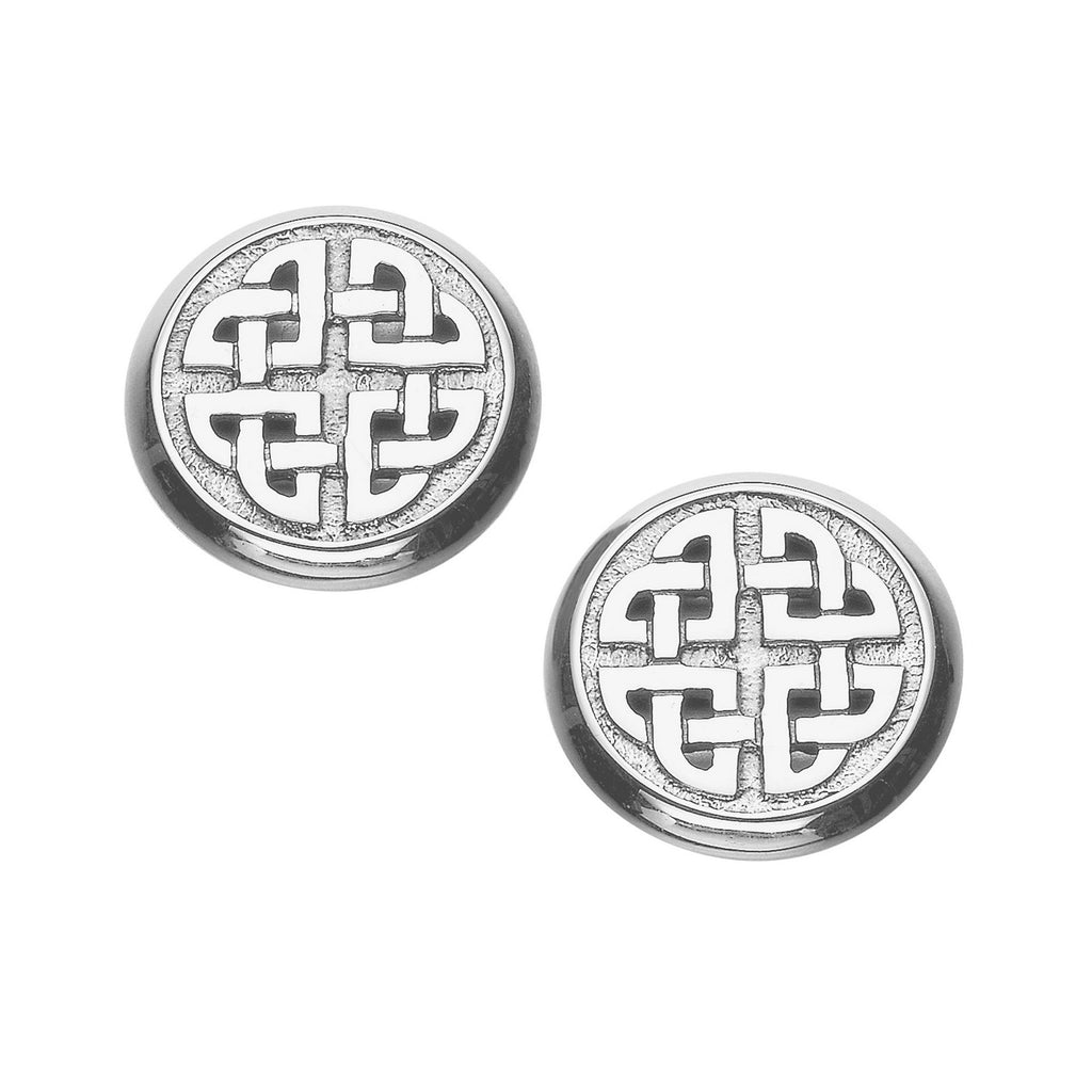 Kells Round Cufflinks - Gents