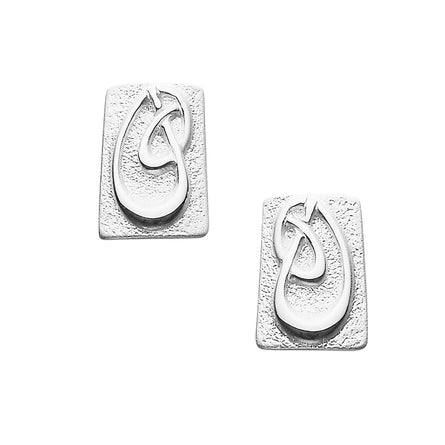 Gael Medium Stud Earrings