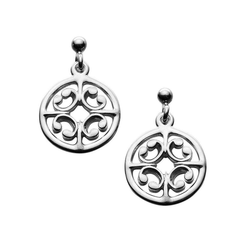 St Magnus Drop Earrings