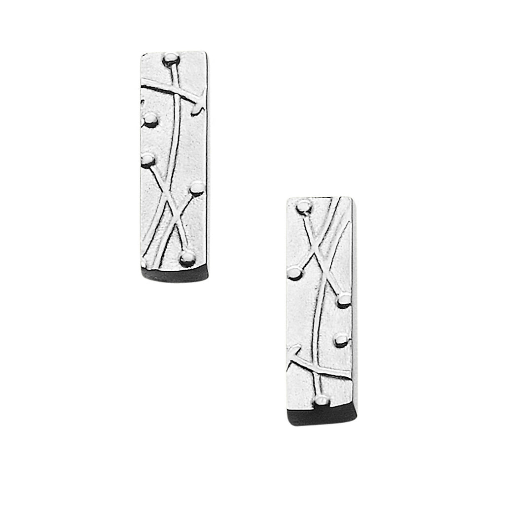 Drift Long Stud Earrings