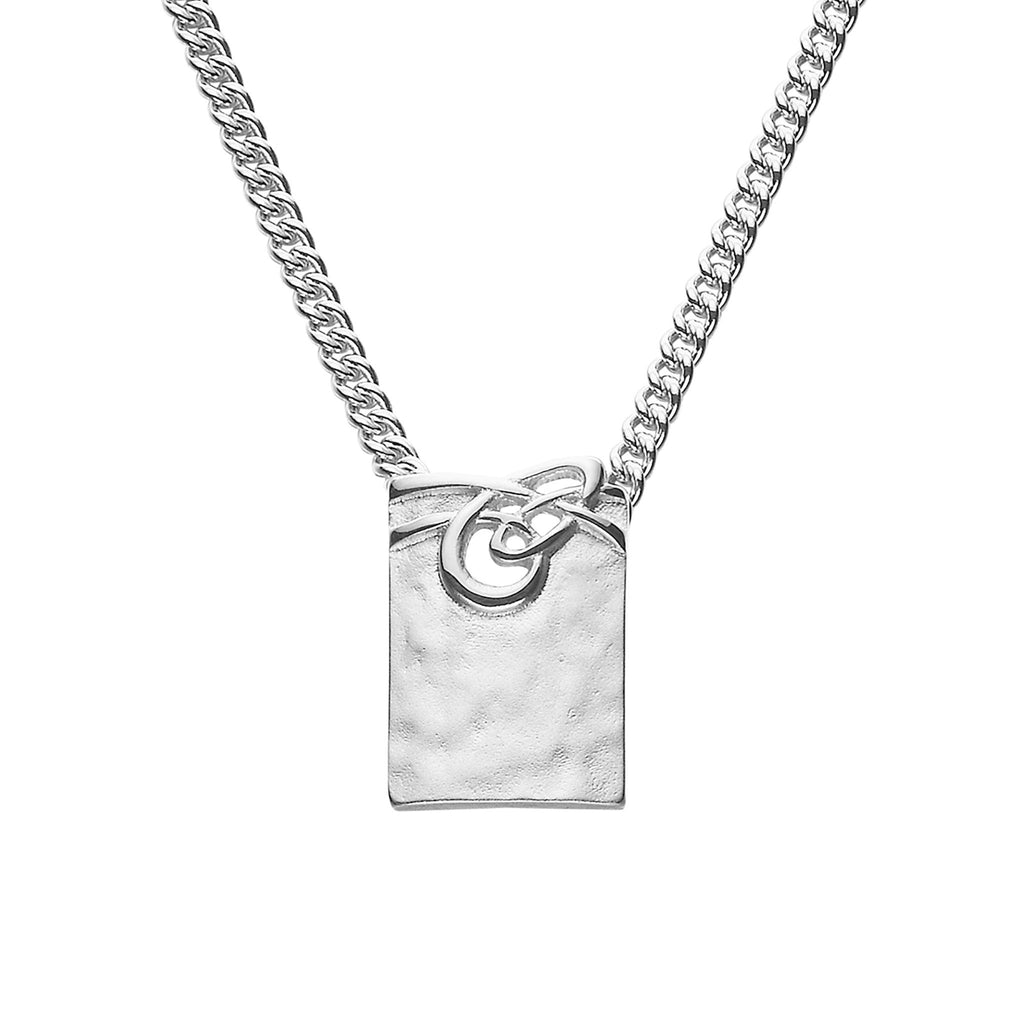 Aikerness Rectangular Necklet
