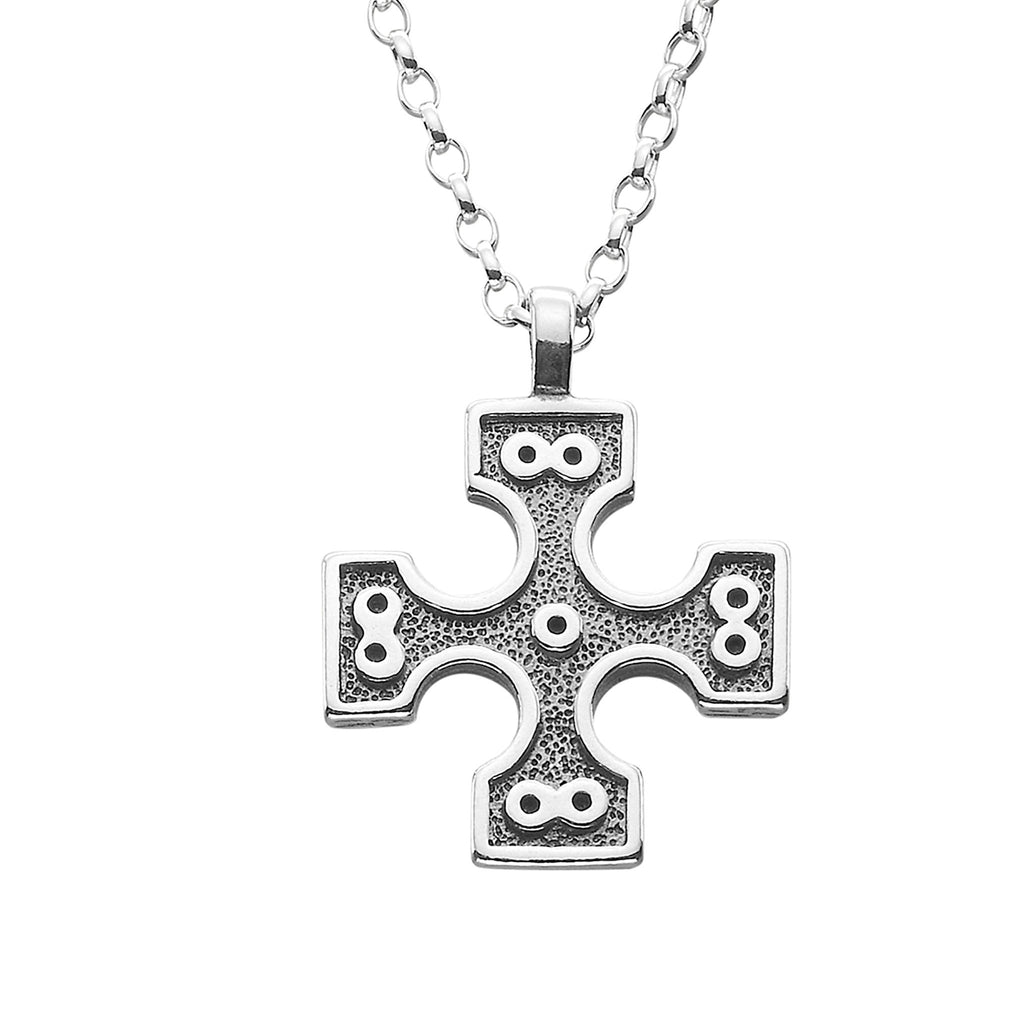 Burrian Cross Pendant