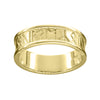 Runic Men's(I Love You) Ring