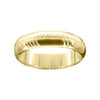 Tryst Men's Ring Gold