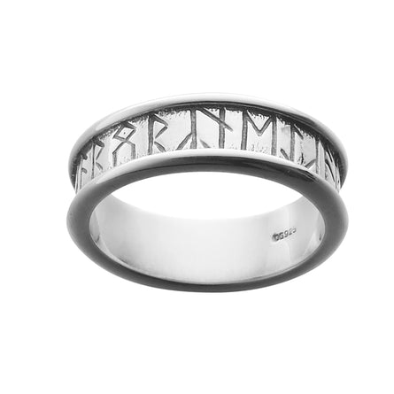 Runic Men's Ring