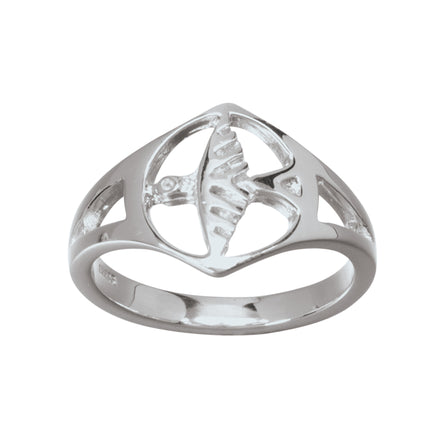Odin's Bird Ring